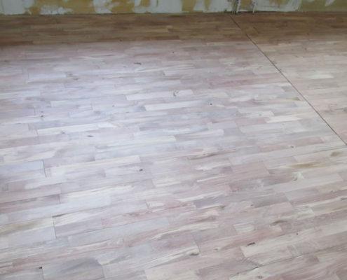 Oliering af gulv